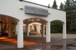 Ingang resort Bad Boekelo