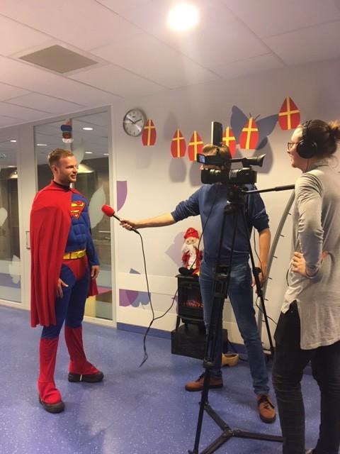 Glazenwasser Superman VKC interview